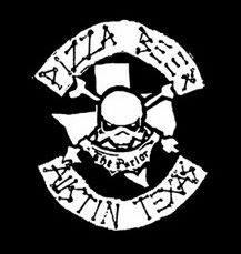 parlor skull logo